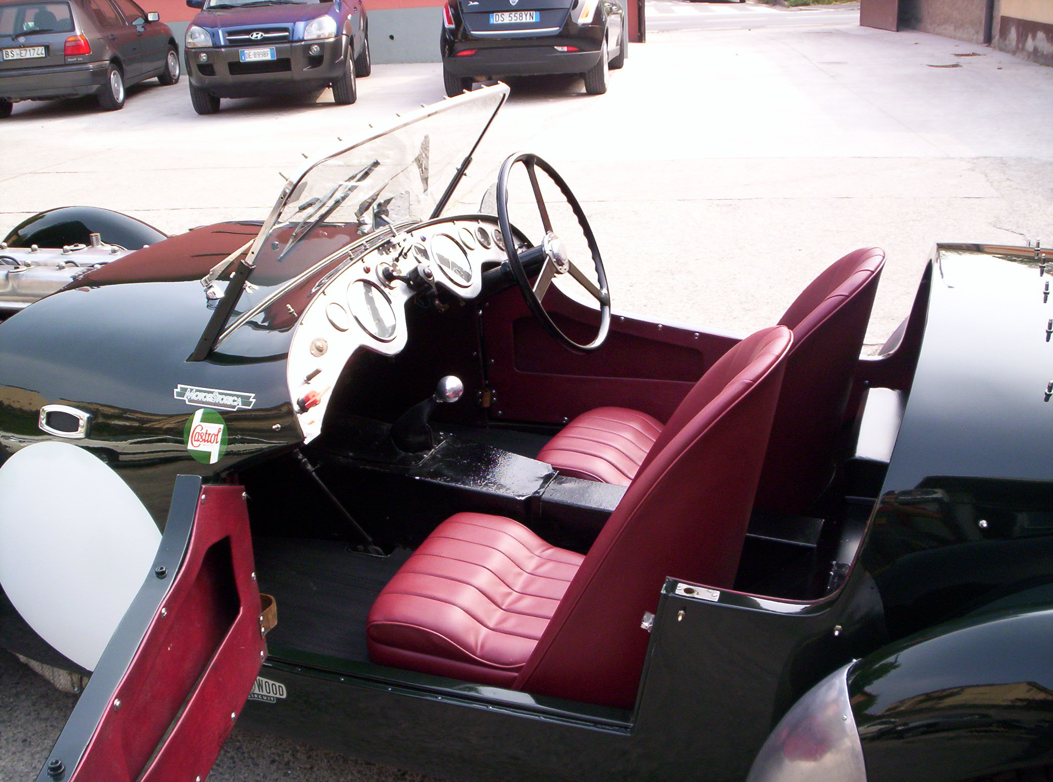 healey - carrozzeria brescia