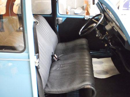restauro auto d'epoca 2 cv carrozzeria brescia 3