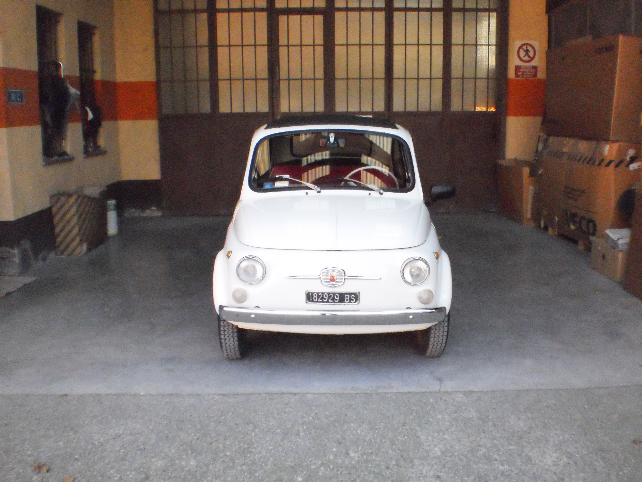 Fiat 500 old