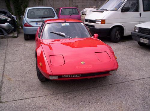 carrozzeria brescia - Abarth 1300