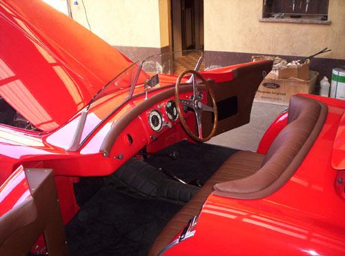 Fiat 1500 proto - carrozzeria brescia