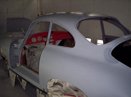 Porsche 356 speedster 1956 - carrozzeria brescia