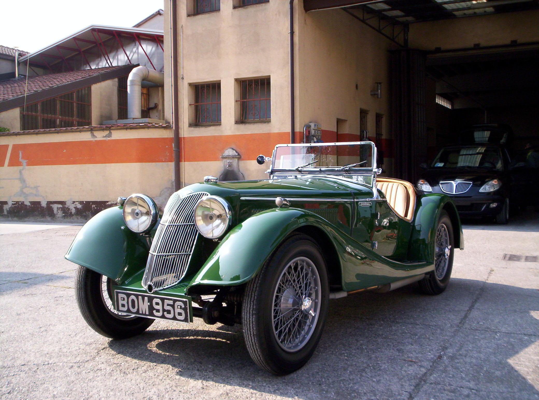 Fiat 1500 proto